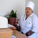 Диетсестра МСУ Садыкова Адиша Жумагалиевна