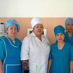 Работники пищеблока МСУ