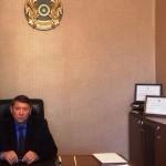 Директор Самарского МСУ Дюсюпов Бауржан Калымжанович